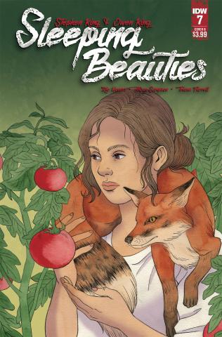 Sleeping Beauties #7 (Woodall Cover)