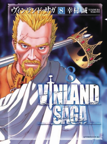 Vinland Saga Vol. 8
