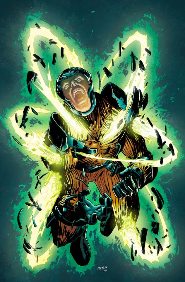 X-O Manowar Annual 2016 (10 Copy Level Cover)