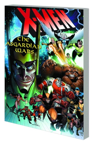 X-Men: The Asgardian Wars