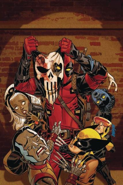 Deadpool Kills the Marvel Universe Again #3