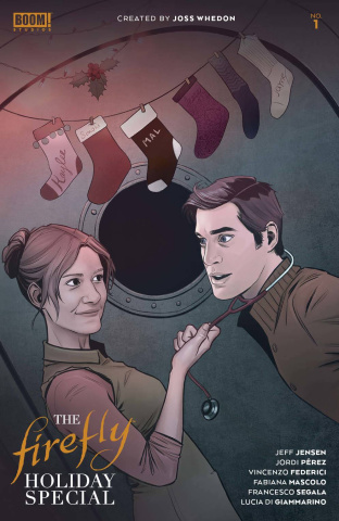 Firefly Holiday Special #1 (Yarsky Cover)