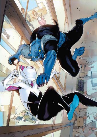 Spider-Gwen: Ghost Spider #9