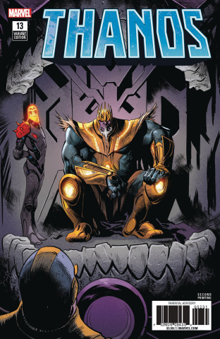 Thanos #13 (2nd Printing)