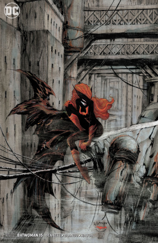 Batwoman #15 (Variant Cover)