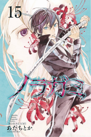 Noragami: The Stray God Vol. 15