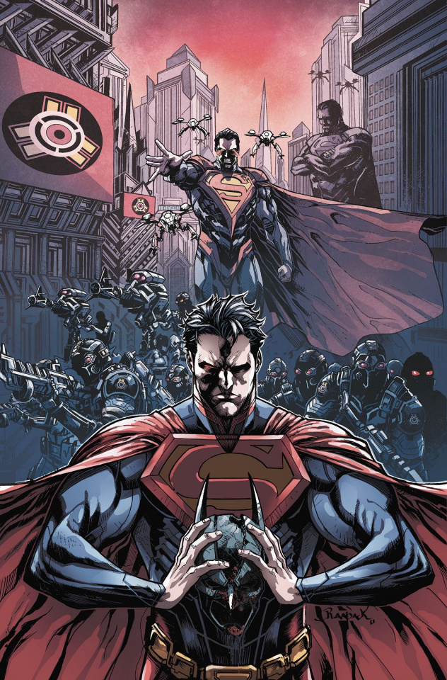 Injustice: Gods Among Us, Year Two (Complete Collection)