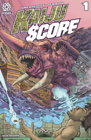Kaiju Score #1 (15 Copy Nelson Cover)