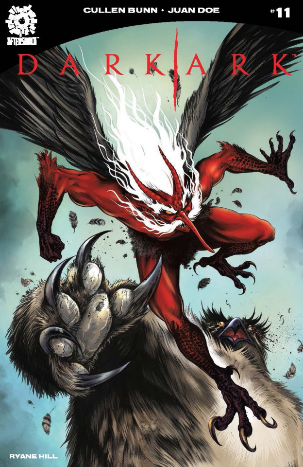 Dark Ark #11 (Rooth Cover)