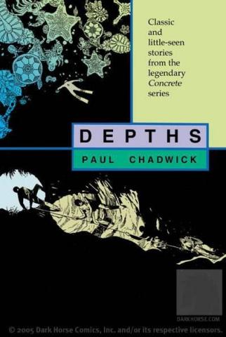 Concrete Vol. 1: Depths