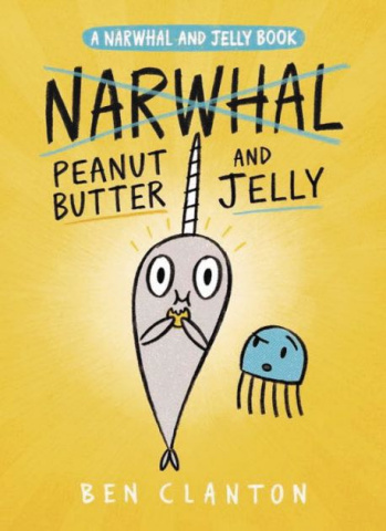 Narwhal Vol. 3: Peanut Butter and Jelly