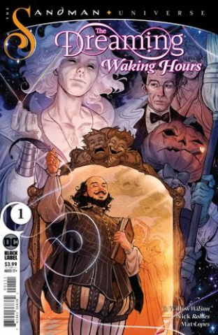The Dreaming: Waking Hours #1 (Nick Robles Cover)