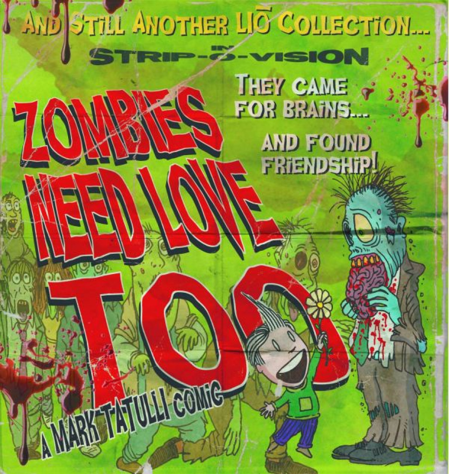 Lio: Zombies Need Love Too