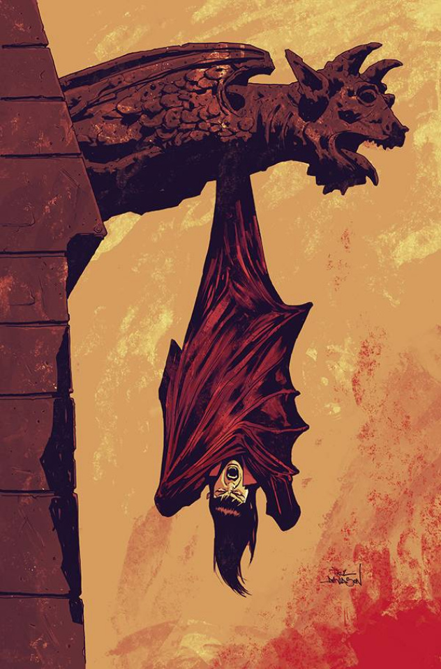 Vampirella: The Dark Powers #5 (25 Copy Davidson Virgin Cover)