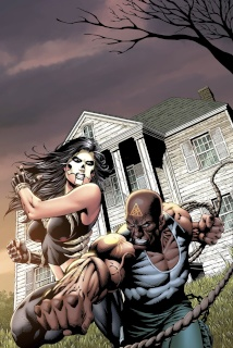 Grimm Fairy Tales: Day of the Dead #4 (Rei Cover)