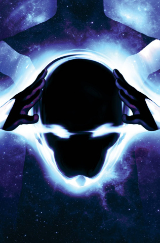 Radiant Black #1 (50 Copy Montes Helmet Cover)