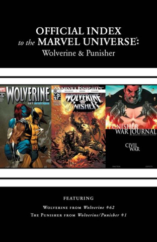 The Official Index to the Marvel Universe: Wolverine & Punisher #7