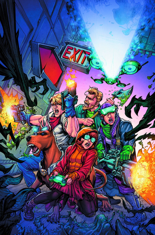 Scooby: Apocalypse #7