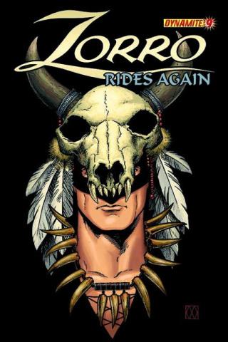 Zorro Rides Again #9
