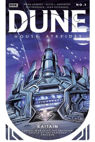 Dune: House Atreides #2 (Pramanik 3rd Printing)