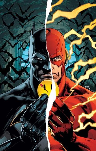 Batman #21 (The Button)