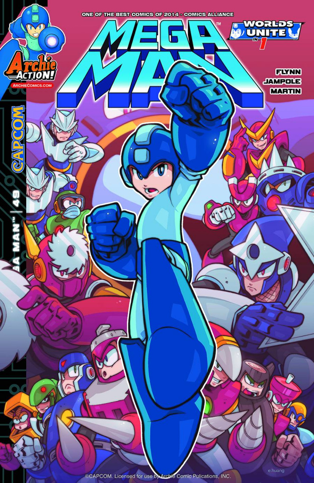 Mega Man #49