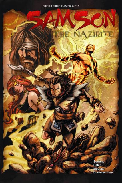 Samson: The Nazirite
