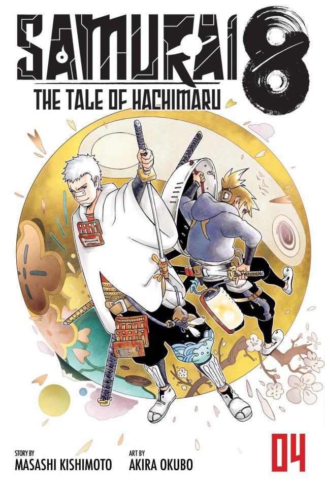 Samurai 8: The Tale of Hachimaru Vol. 4
