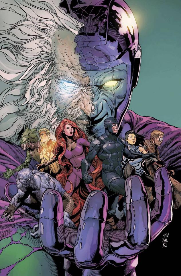 The Uncanny Inhumans #4