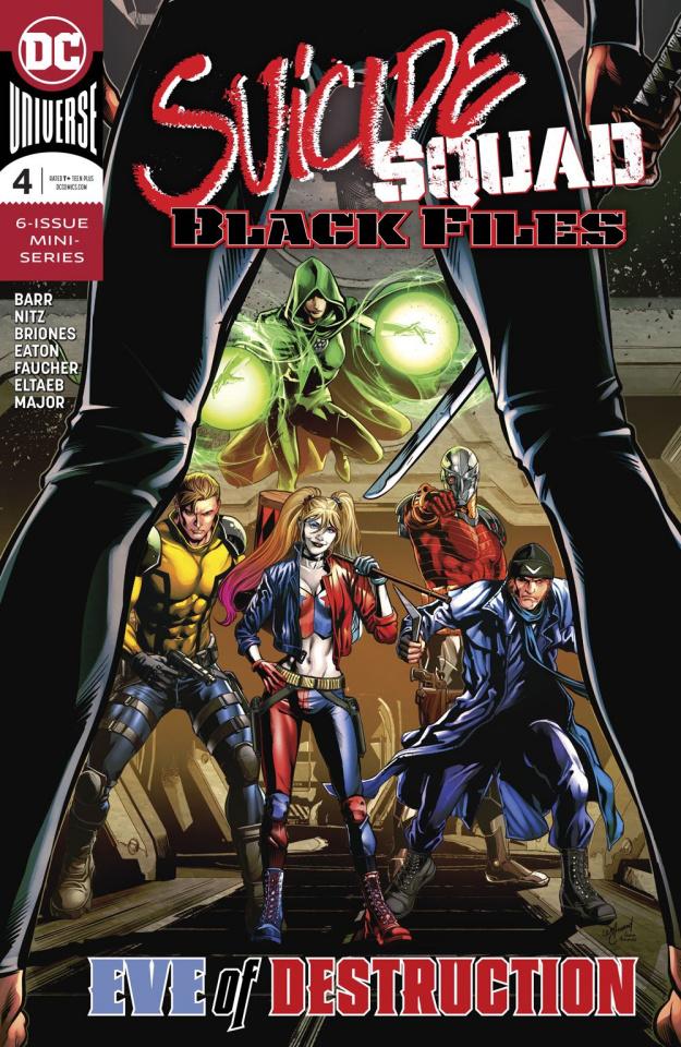 Suicide Squad: The Black Files #4