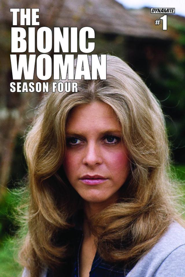 The Bionic Woman, Season Four #1 (10 Copy Cover)