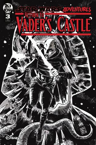 Star Wars Adventures: Return to Vader's Castle #3 (10 Copy Cover)