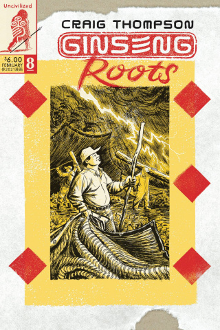 Ginseng Roots #8