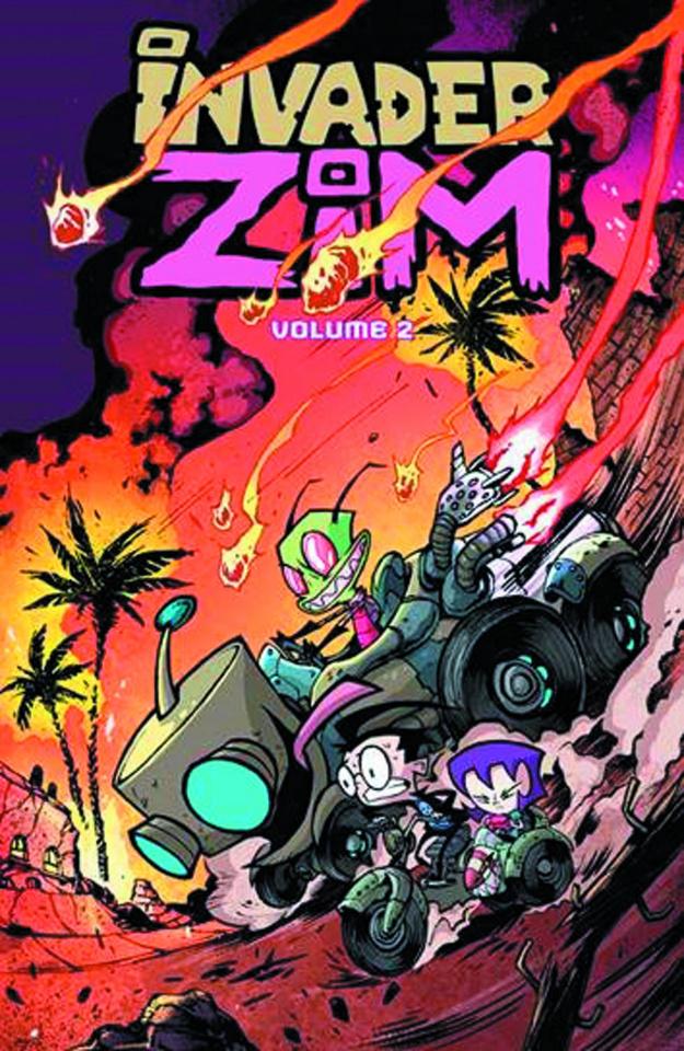 Invader Zim Vol. 2