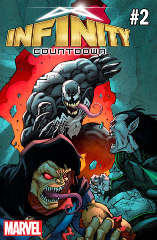 Infinity Countdown #2 (Venom 30th Anniversary Cover)