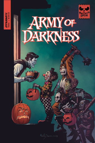 The Army of Darkness Halloween Special