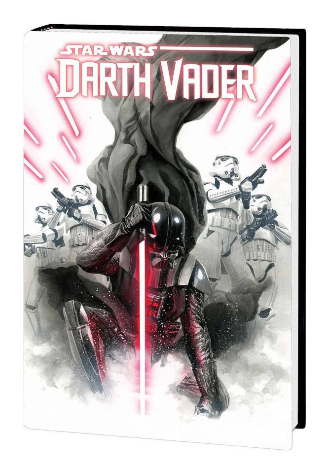 Star Wars: Darth Vader Vol. 1 (Ross Cover)