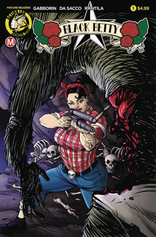 Black Betty #1 (Da Sacco Cover)