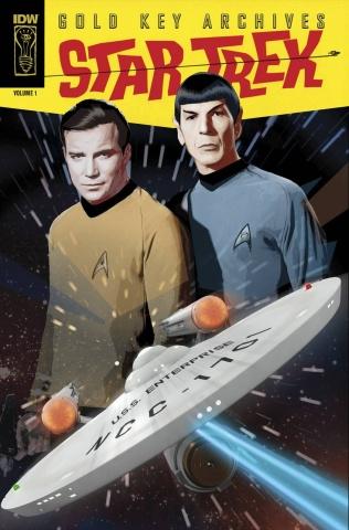Star Trek: The Gold Key Archives Vol. 1