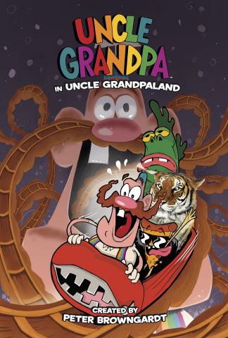 Uncle Grandpa Vol. 2: In Grandpaland