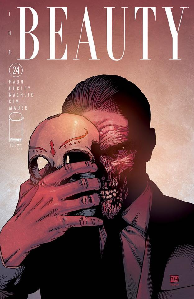 The Beauty #24 (Nachlik & Filardi Cover)