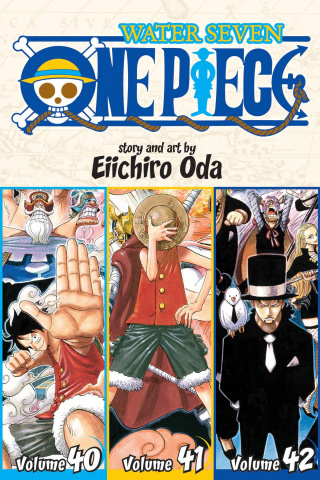 One Piece Vol. 14 (3-in-1 Edition)