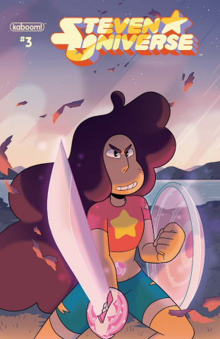 Steven Universe #3 (Subscription Sygh Cover)