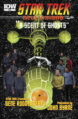 Star Trek New Visions: A Scent of Ghosts