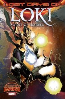 Loki: Agent of Asgard #15