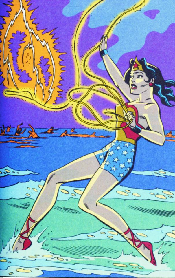 Wonder Woman: Amazon Princess Archives Vol. 1