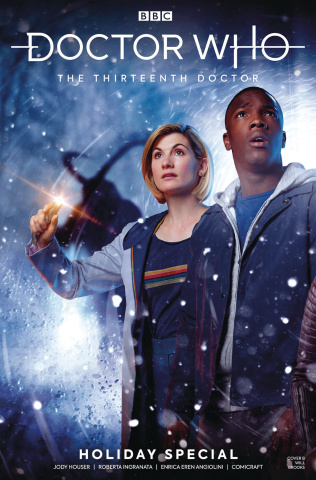 Doctor Who: The Thirteenth Doctor Holiday Special #1 (Photo Cover)