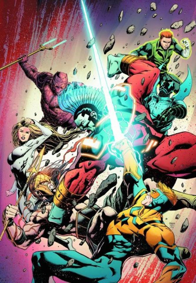 Justice League International Annual #1