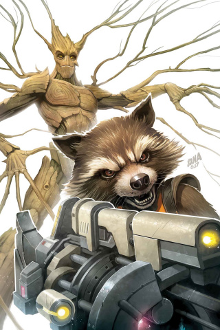 Guardians of the Galaxy: The Telltale Series #4 (Game Cover)