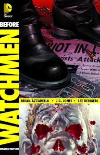Before Watchmen: The Comedian / Rorschach